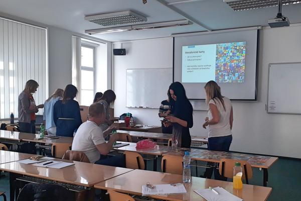 """Kurz """"Trendy v řízení lidí – současnost a budoucnost HR"""" Filozofické fakulty Univerzity Karlovy"""