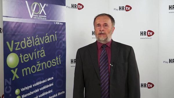 Profil Ivana Brychty - lektora daňových a účetních seminářů ve společnosti 1. VOX