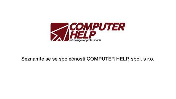 IT služby od A do Z ve společnosti Computer Help