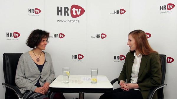 Lucie Bukovská v HR tv: Obsah otevřených kurzů Linky bezpečí si dotvářejí sami účastníci