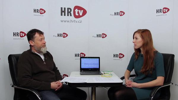 Roman Bašta v HR tv: Biologický věk manažerů ovlivňuje hospodaření celé firmy