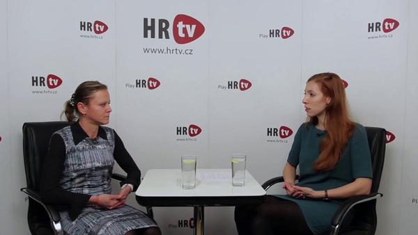 Martina Václavíková v HR tv: Firmy mohou předcházet dluhové krizi zaměstnanců