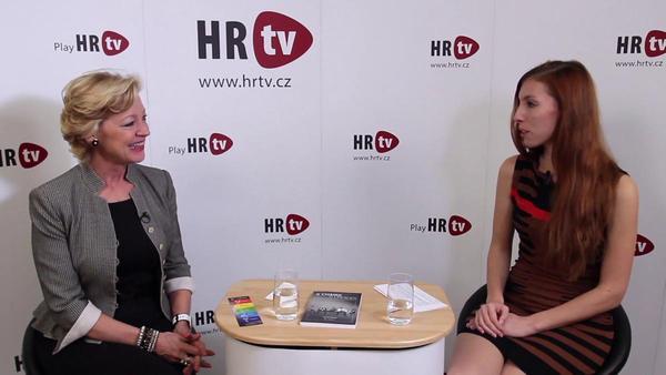 Louise Evans v HR tv: Naučte se efektivně komunikovat pomocí unikátní metody Pěti židlí