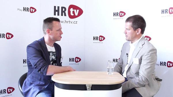 Jochen Bessemans v HR tv: Strojové učení či umělá inteligence v HR nejsou hudbou budoucnosti
