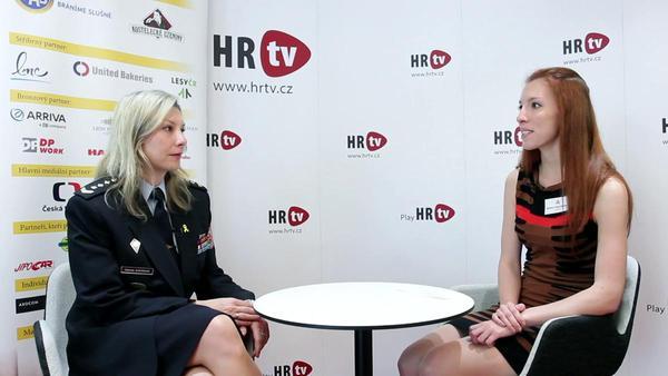 Gabriela Slováková v HR tv: O zaměstnávání vězňů