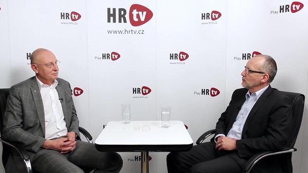 Jan Doskočil v HR tv: Práce s lidským kapitálem ve společnosti NET4GAS