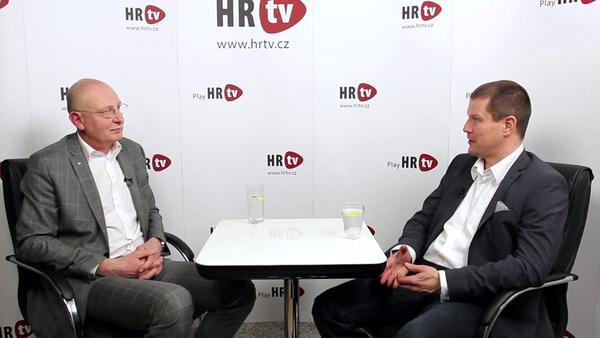 Jan Doskočil v HR tv: Jak může HR stmelit zaměstnance a manažery?