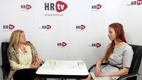 Jana Benáková v HR tv: Jak pomáhají digitální HR aplikace s náborem a adaptací zaměstnanců?