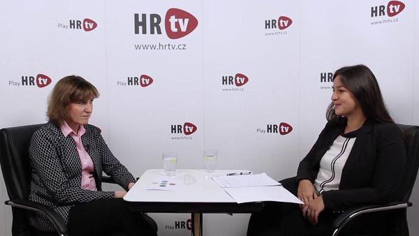 Naďa Štullerová v HR tv: 360° zpětná vazba a její využití v praxi