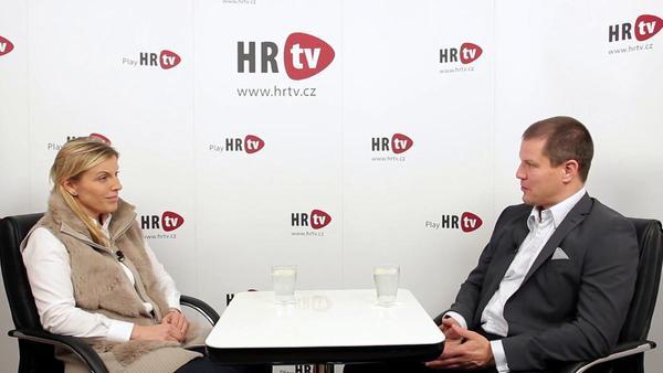 Alena Šturmová Wollerová v HR tv: Jak maximálně vytěžit pracovní potenciál lidí v době nízké nezaměstnanosti
