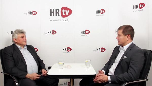 Vladimír Pozdníček v HR tv: Jak zvýšit konkurenceschopnost firmy pomocí HR dovedností