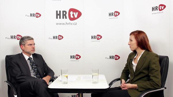 Robert Mládek v HR tv: O účetních standardech IFRS a US GAAP
