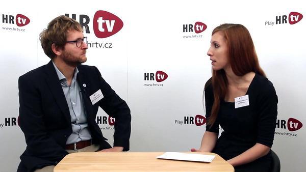 Daniel Hrnčíř v HR tv: Digitalizace dat nám pomáhá v predikci výrobních procesů