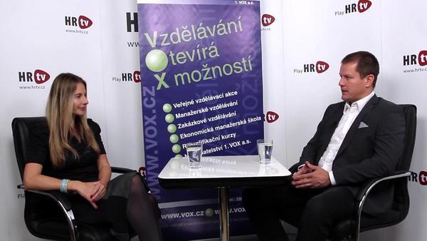 Jitka Frühbauerová v HR tv: Jak najít vhodného kandidáta na pozici dle jeho psychologického profilu?