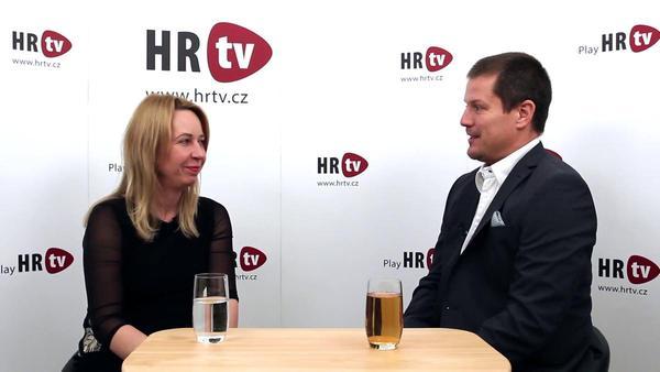 Hana Púllová v HR tv: Trh práce v éře digitalizace optikou personálně-poradenské společnosti Randstad