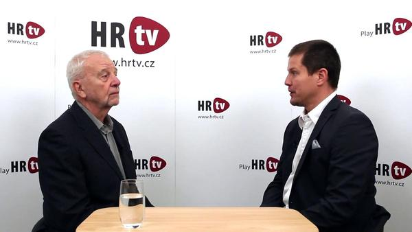 František Koukolík v HR tv: Robot a člověk ve vzájemné interakci