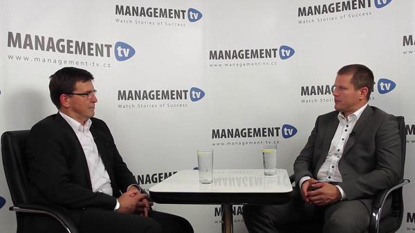 Zdeněk Mahler v Management TV: Vzdělávání středního managementu a jeho vliv na rozvoj firmy
