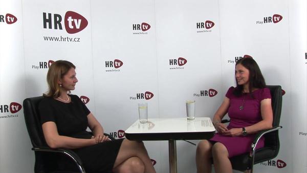 Pavla Pavlíková a Ivana Janečková v HRtv: O vzájemné spolupráci na vzdělávacím projektu Duhovka