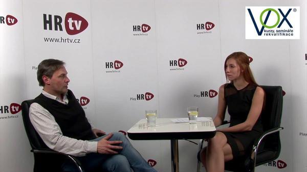 Tomáš Petřík v HRtv: Na konci stojí vždy klient a jeho očekávání