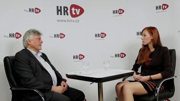 Vladimír Pozdníček v HRtv: Jak získat kvalitní uchazeče do oborů, kde jich je nedostatek?