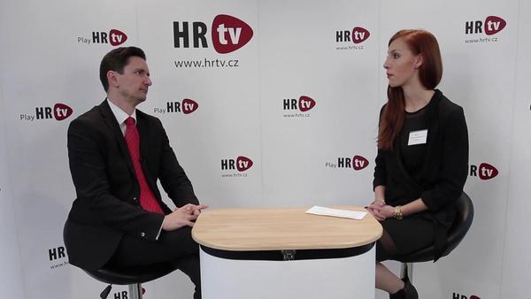 Zsolt Fehér v HRtv: Role firemního HR - inspirace i nové technologie pro byznys