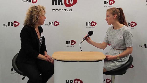 Julie Diamond v HRtv: Jak může být HR relevantním partnerem businessu?