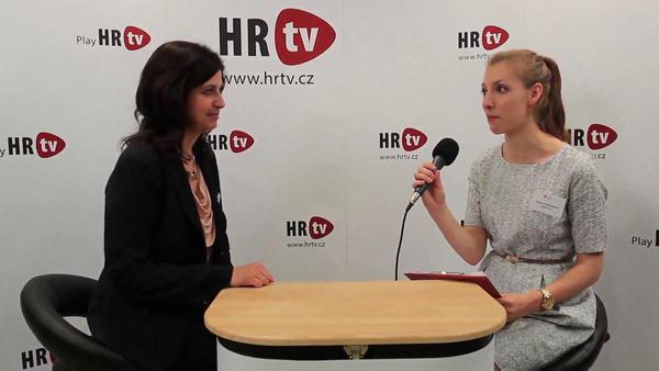 Jana Havlíčková v HRtv: Jaké hodnoty má CEO a jaké HR?