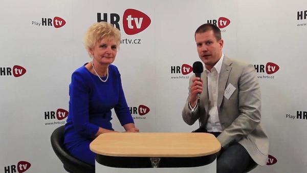Hana Krbcová v HRtv: Začínající HR manažeři by se neměli hned soustředit na velké projekty