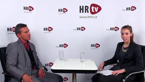 Pedro Gomez v HRtv: Jak IT technologie mohou napomoci HR projektům
