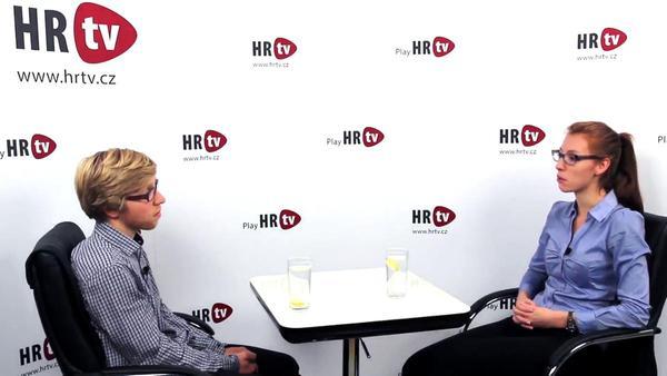 Václav Wortner v HRtv: Hra jako nástroj k odhalení problémů v týmové komunikaci