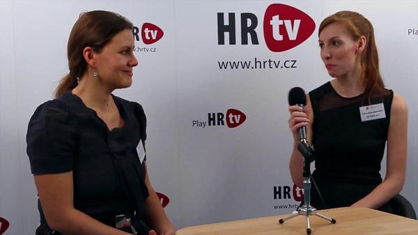 Barbara Hansen Čechová v HRtv: Světová HR laboratoř představuje trendy v personalistice