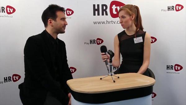 Dr. Tomas Chamorro-Premuzic v HRtv: Jak pracovat s talenty zítřka?