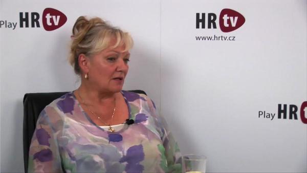 Zdenka Vostrovská v HRtv: Vzdělávání otevírá X možností