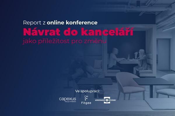 online konference - Návrat do kanceláří jako příležitost pro změnu